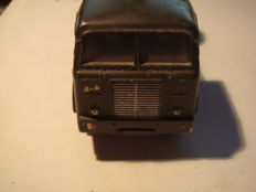 DINKY TOYS FRANCE. BERLIET off-road military. length 13.5 width 4.5 good condition