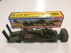 Dinky Toys - Scale 1/50 - AEC Artic Transporter with Helicopter No.618
