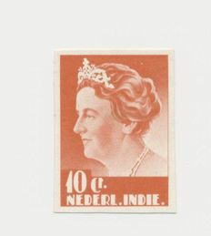 Netherlands and Overseas - Small batch of proofs, including a special catalogue
