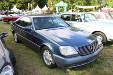 Mercedes-Benz - CL 600 V12 - 1993