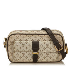 Louis Vuitton - Monogram Mini Lin Juliette MM Shoulder bag