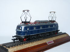 Märklin/Hamo H0 - 38691, MHI model - Electric locomotive - E19, blauwe uitvoering - DB