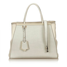 Fendi - Leather 2 Jours Shoulder bag / Hand bag