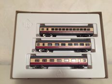 Roco H0 - 43014 - complementing set for the VT11.5 TEE of the DB