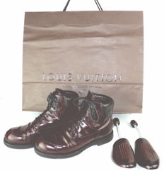 Louis Vuitton - Territory Ankle Boots