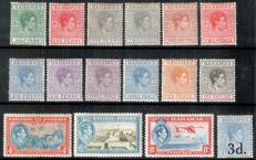 British Commonwealth - Bahamas, British Virgin Islands, Cyprus, Montserrat, Pitcarn  -  a small selection.
