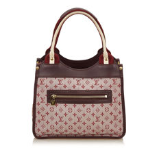 Louis Vuitton - Monogram Mini Lin Sac Kathleen