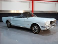 Ford - Mustang Softtop convertible 200CI I6 3.3L - 1965