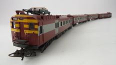 Lima H0 - 149746 - Train unit - 4 Delig treinstel 'Suburban' - SAR