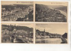 Lot of 440 postcards of Wallonia (no cards of Brussels)