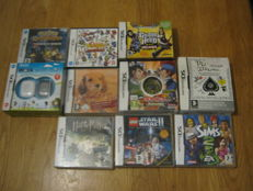 10 Original Nintendo DS games some new and very rare - Digimon Story + Pokemon mystery dungeon + Beyblade + Walk with me and more