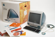 Apple first iMac 1998 G3