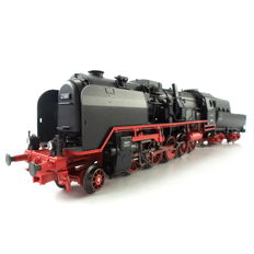 Märklin H0 - 39161 - Freight train locomotive with bucket tender BR 42.90 of the DB