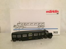 Märklin H0 - 3122 - Micheline *EST* with interior and interior lighting