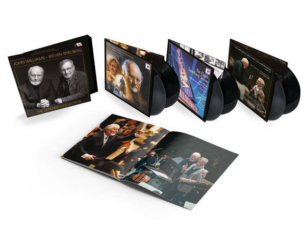 John Williams / Steven Spielberg ‎– The Ultimate Collection || Great Boxset || Still Sealed