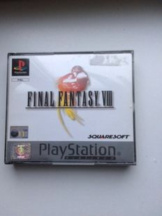 Final Fantasy VIII 8 - Platinum Edition Playstation 1