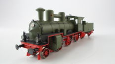 Brawa H0 - 0640 - Steam locomotive with towed tender Class AD BR 13 of the K.W.St.E.