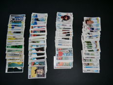 Panini - World Cup Story 1990 -  Complete set of 228 stickers