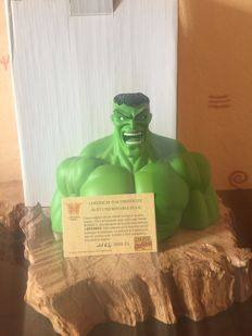 Incredible Hulk - Limited Edition Bust - Attakus Bombyx