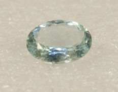 Aquamarine - 3,16  ct, No reserve price