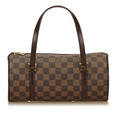 Louis Vuitton - Damier Ebene Papillon 26 Handbag