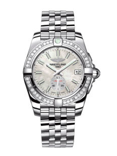 ee30bb39d4e Breitling - Galactic 36 Automatic - A3733053 A788 376A - Women - New