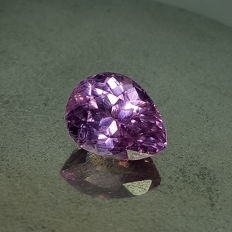 Purple Pink Kunzite - 2.77 ct