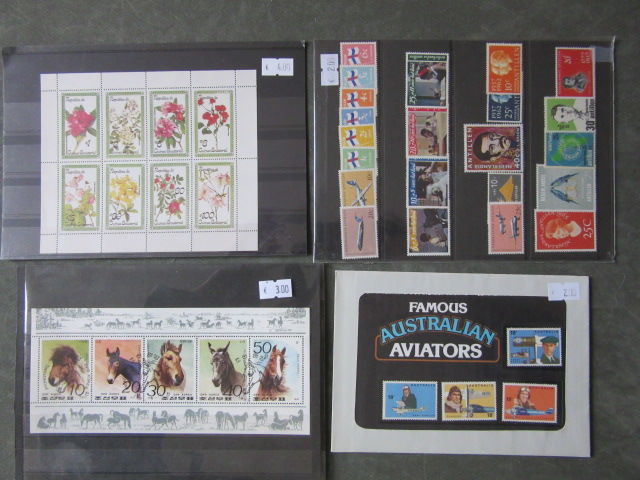 World - batch of cards and postage stamp packages, approx. 17,000 stamps