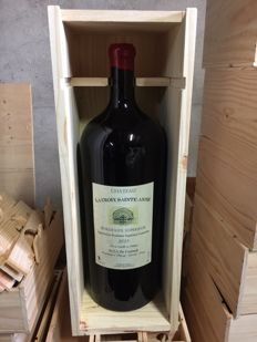 2013 Chateau La Croix Sainte Anne - Balthazar 12l in OWC