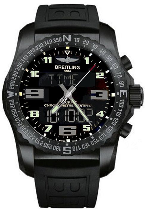 Breitling - Cockpit B50 - VB501022/BD41/155S/V20DSA.2 - Men - New