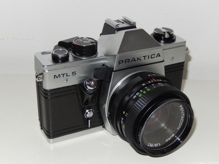 Praktica mtl5 camera 1983 catawiki