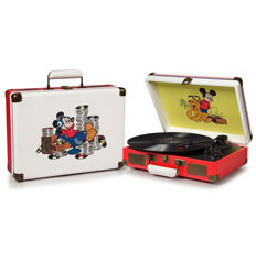 Disney - Crosley Cruiser Deluxe Record Player - Mickey Mouse - Record Store Day (2016)