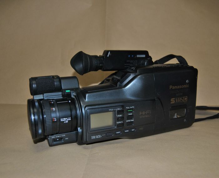 Analogue Panasonic