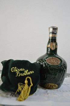 Chivas Brothers Royal Salute 21 Years Special Limited Edition with original velvet box