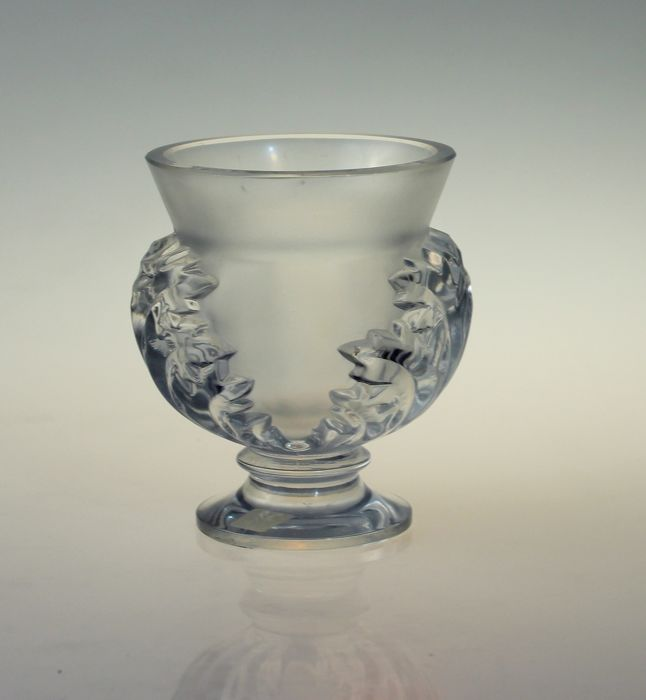 Lalique - St  Cloud Vase - Catawiki