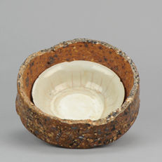 Sagger Qingbai Song Dynasty Bowl - China  -  11th - 12th c