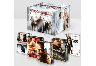 Prison Break The Complete Collection Dvd Catawiki