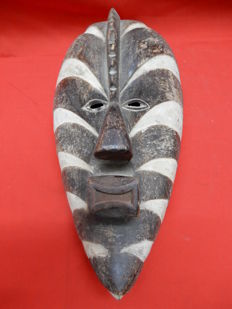 Mask - SONGYE Democratic Republic of Congo