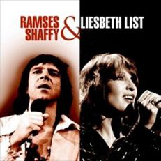 Great Collection of Ramses Shaffy & Liesbeth List: 18 original vinyl Albums (20 LPs) incl. some rare ones. Bonus: 2DVD Ramses.