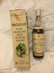 Macallan 1955 Over 15 years old -  OB