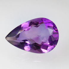 Amethyst - 5.21 ct - no reserve price