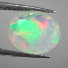 2.26Ct - Faceted Opal - No reserve