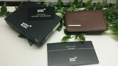 Montblanc Leather Goods Business Card Holder