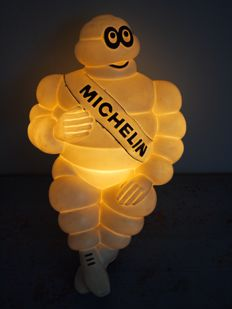 Vintage Michelin Bibendum Lorry Truck Mascot 1950s/60s Made in France