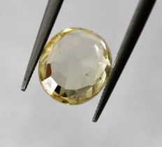 Yellow Sapphire 1.93 ct  - No reserve
