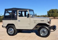 Toyota - Land Cruiser BJ40 - 1979