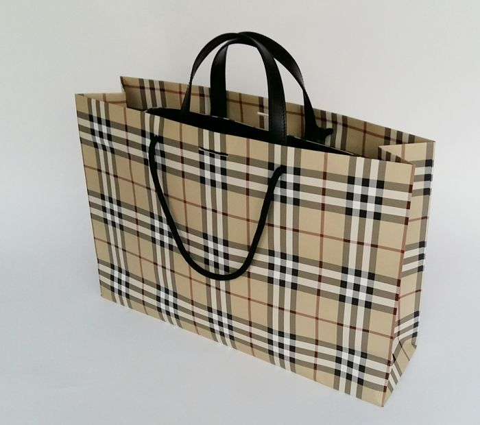 Burberry  Tote  Handbag Model Mini Tote - Catawiki 827c7f68d628a