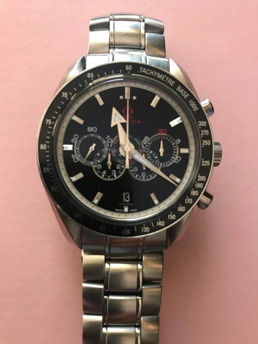 Omega Speedmaster Broad Arrow Olympic Timekeeper - Men's Watch - Year 2008