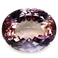 Ametrine – 35.87 ct.  No reserve Price