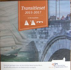 Netherlands - Transition set 2015, 2016 and 2017 (40 coins)